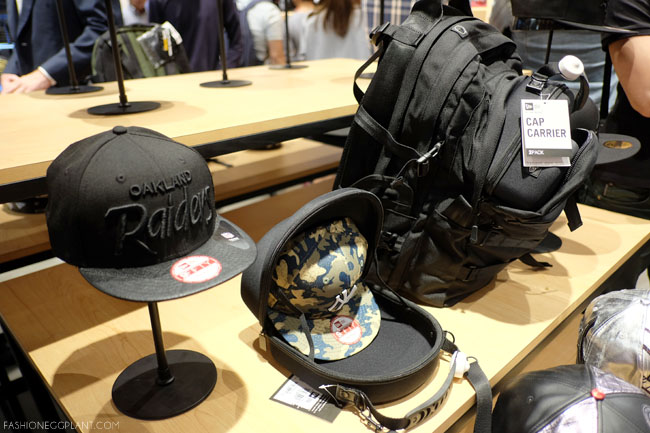 NEW ERA BACKPACKS