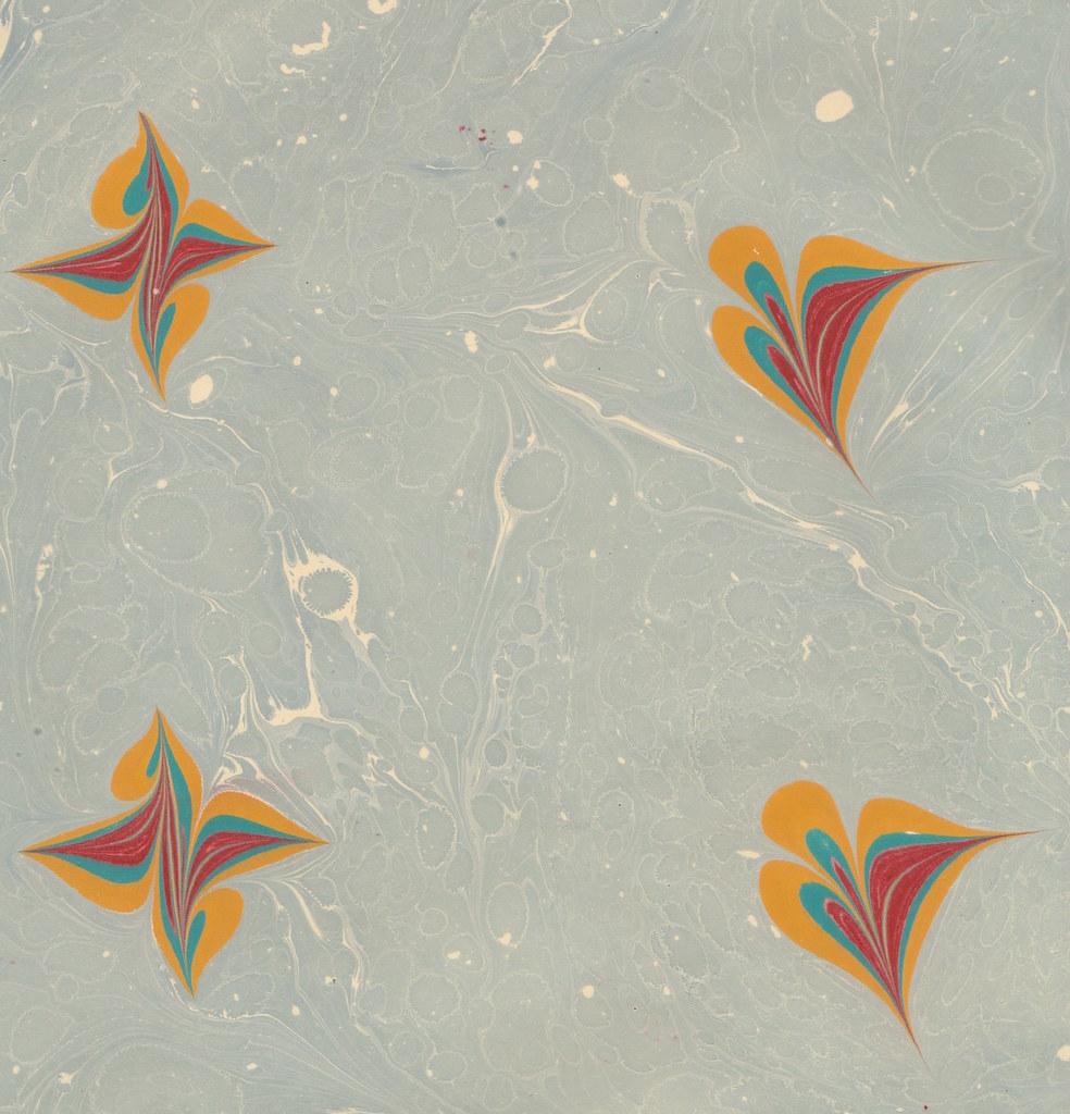 ebru hatip 於伊斯坦堡繪製的浮水畫作品