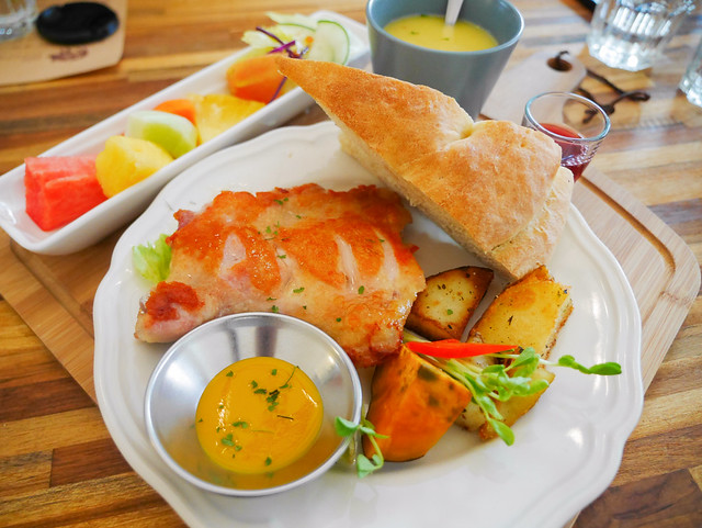 台南 東區–晚起吃個早午餐– Get late 晚起餐館
