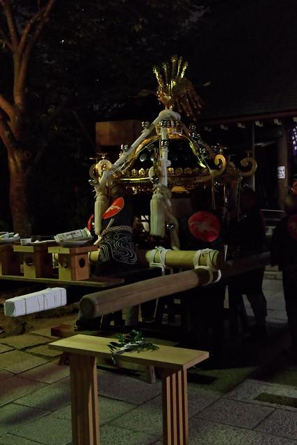 mitama utsushi 06 Tsukuda-Sumiyoshi Shrine Festival 2015 28