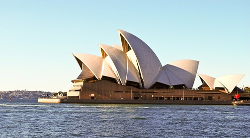 The Sydney Amphitheater