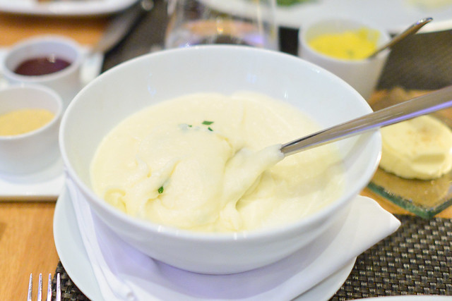 Yukon Gold Potato Puree