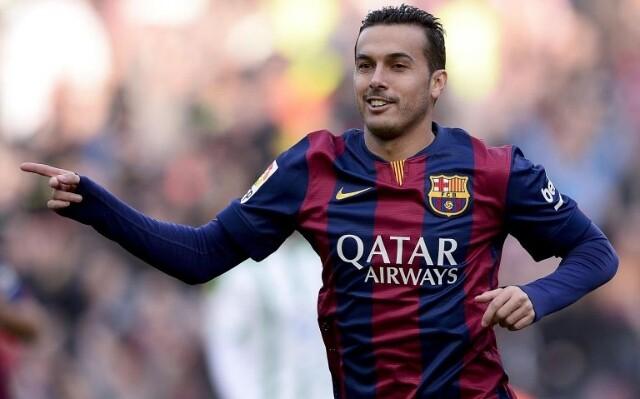 Pedro vai � Barcelona, concede entrevista e analisa sua sa�da