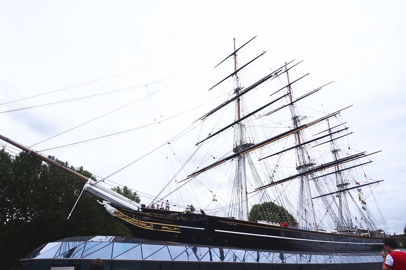 cutty sark , greenwich , london