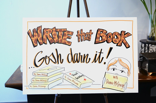 2015 AUSTIN Breakout - Day 2 - Write that Book!