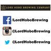 Lord Hobo Brewing Company on Social Media