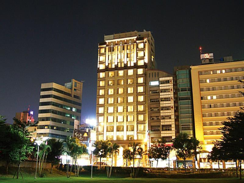 San Want Residences Taipei 1