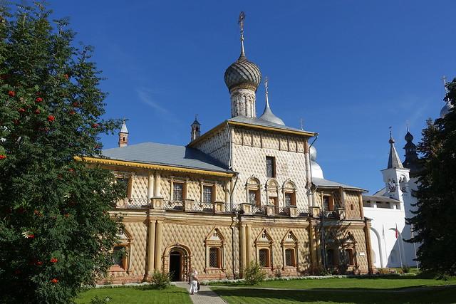 In Rostov the Great Kremlin 4