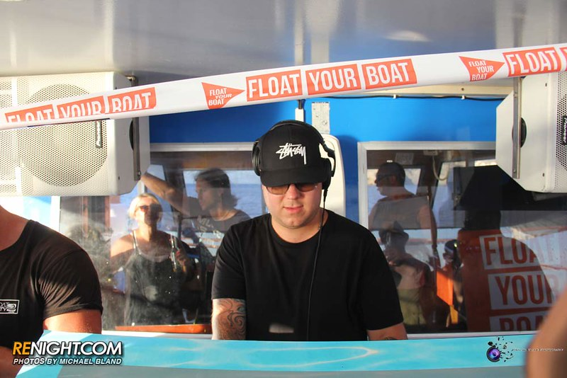 Float Your Boat Carl Cox Sunset Boat Party with Alan Fitzpatrick & Kydus