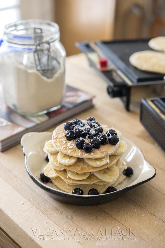 Classic Vegan Pancake & Biscuit Mix