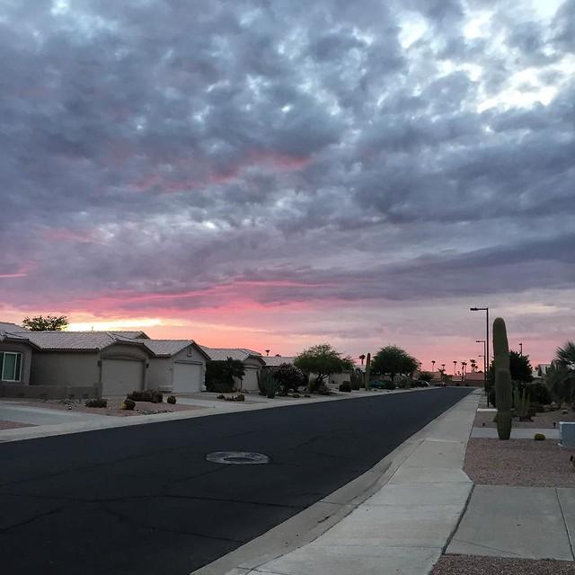 Today. Wow. #Arizona
