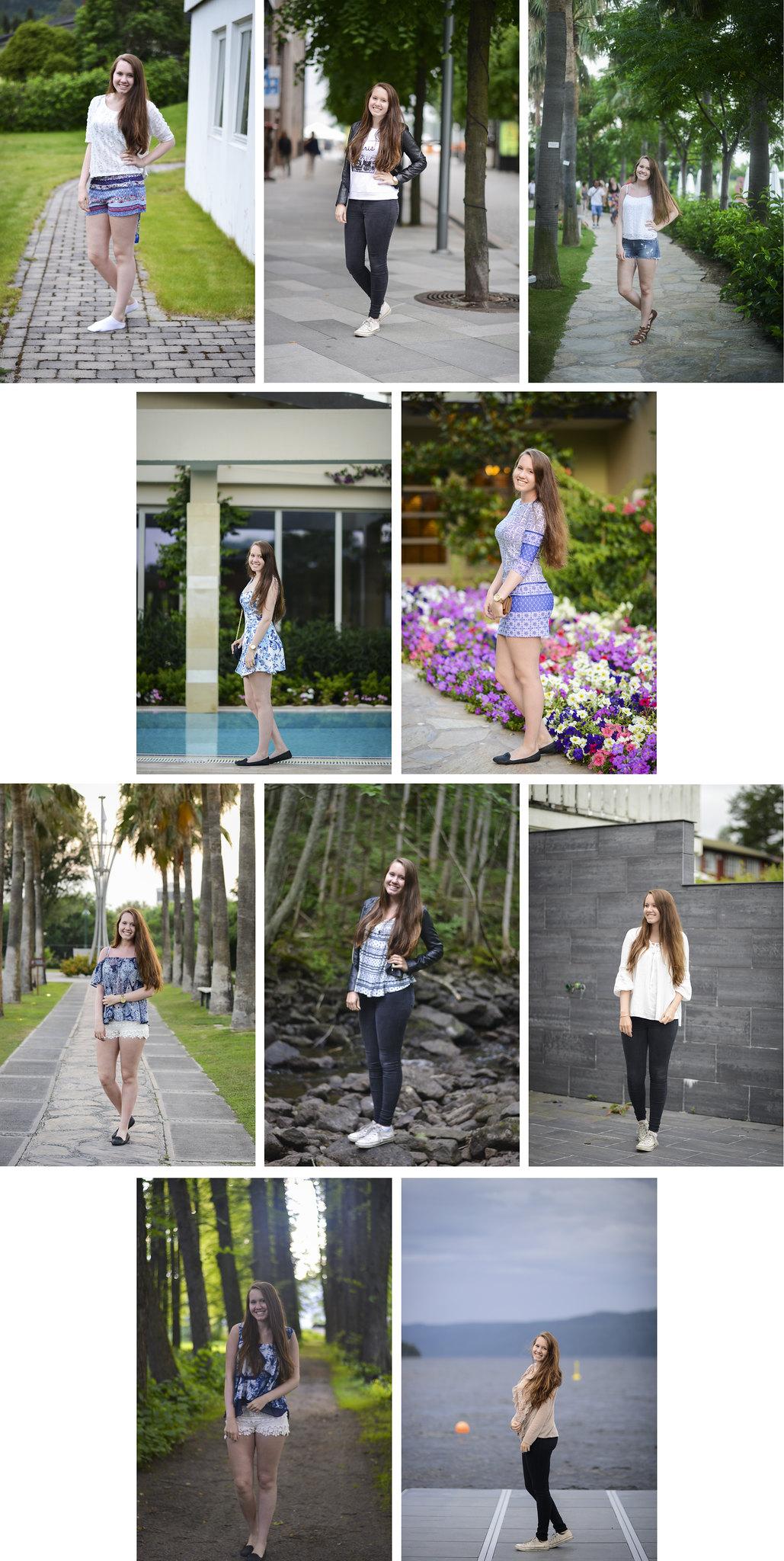 Juli 2015 outfits