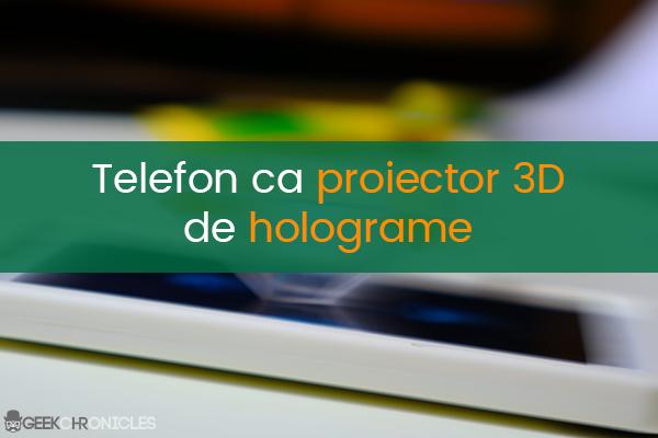 proiector 3d