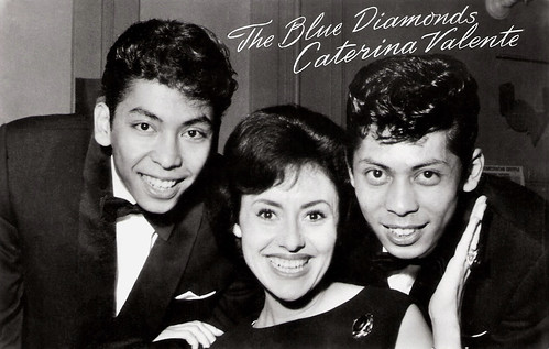 The Blue Diamonds and Caterina Valente