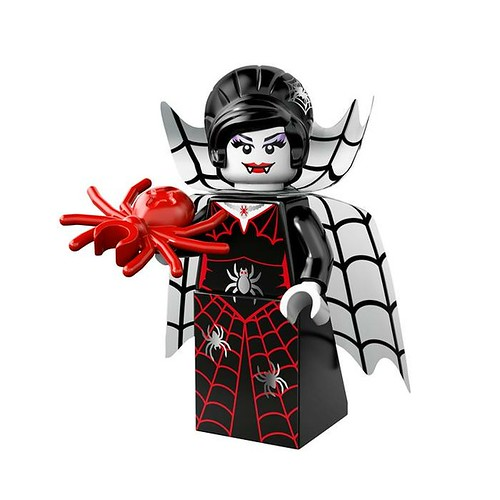 LEGO 71010 Collectible Minifigures Series 14 16 - Spider Lady