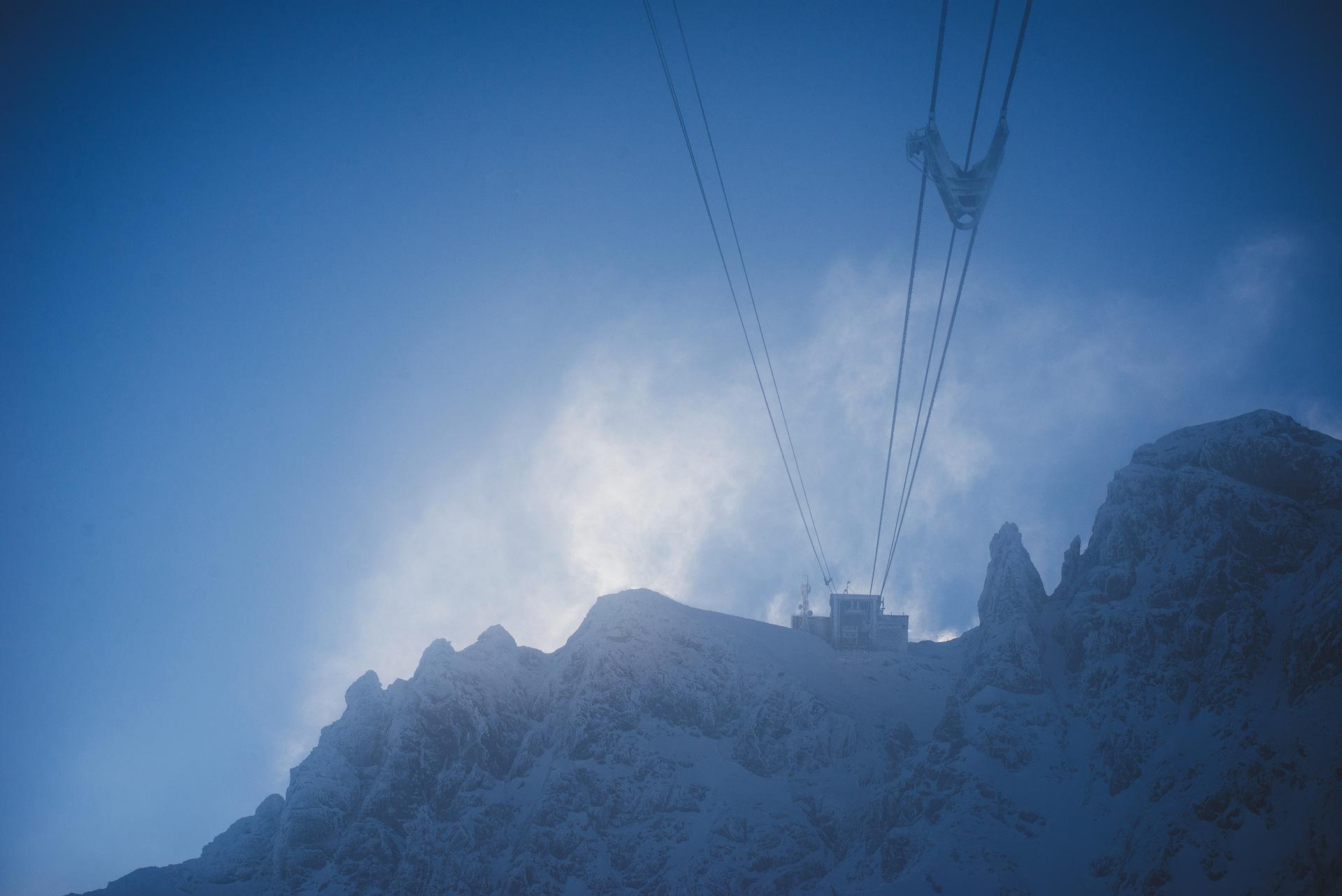 kasprowy wierch zima