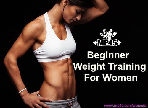 Tips To Develop Beginners Weight Training For Women