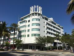 Art Deco Albion Hotel South Beach 1939