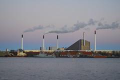 Copenhagen (Denmark) - Smoke