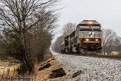 NS 6921 | EMD SD60E | NS Memphis District