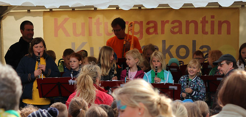 Stor fest när Kulturskolan i Simrishamn inviger sina nya lokaler