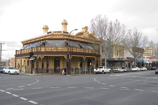 Archer Hotel, O'Connell Street, North Adelaide, 2007
