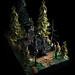 Batman – Wayne's Family Crypt by Xenomurphy