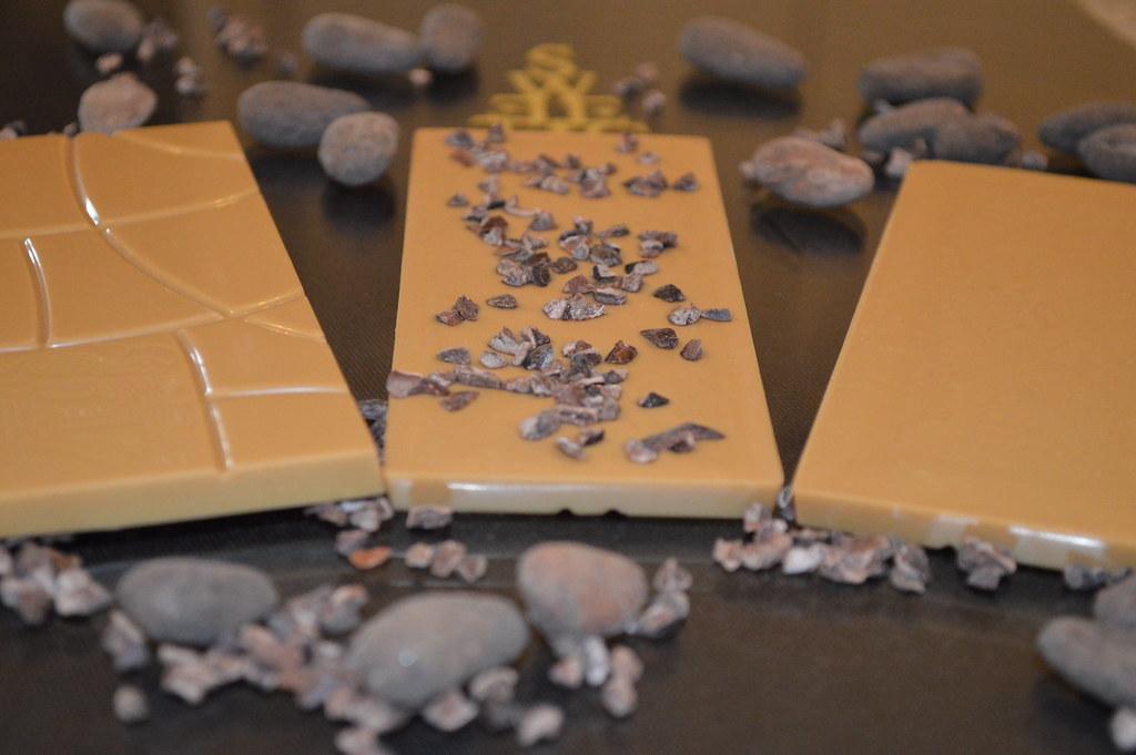 Valrhona Dulcey szőke csokoládé