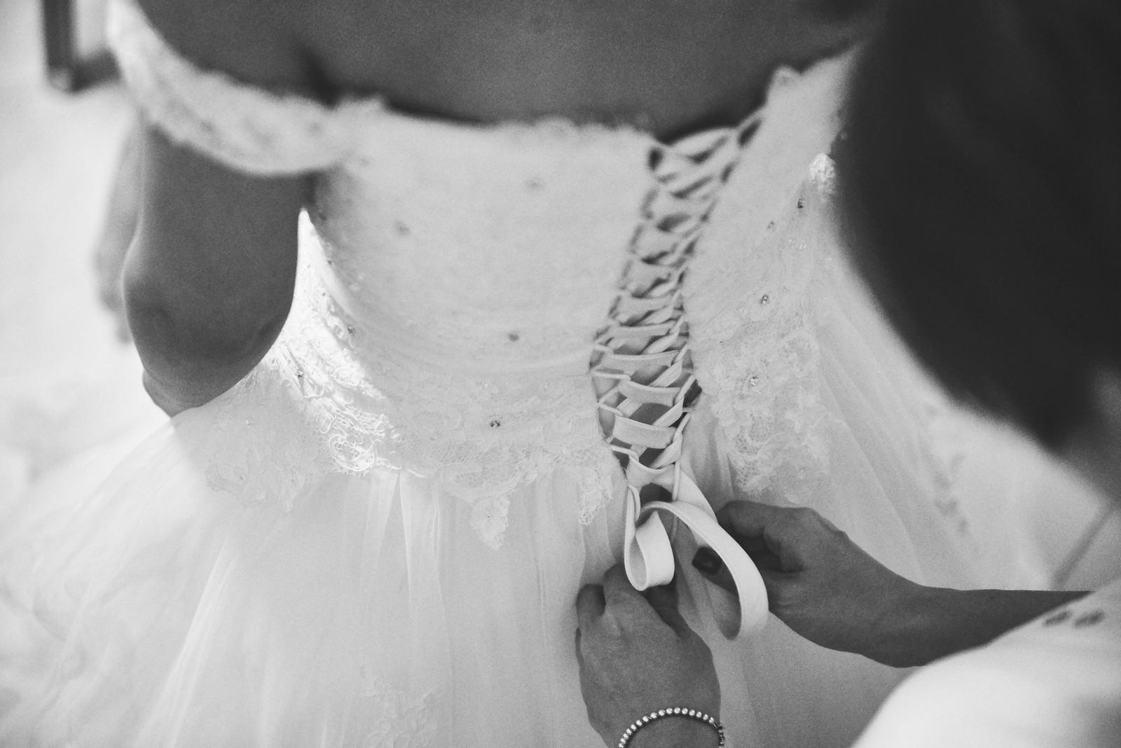 Actual Day Wedding - Yue Chiau & Na Si