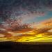 Windy Point sunrise by bossco