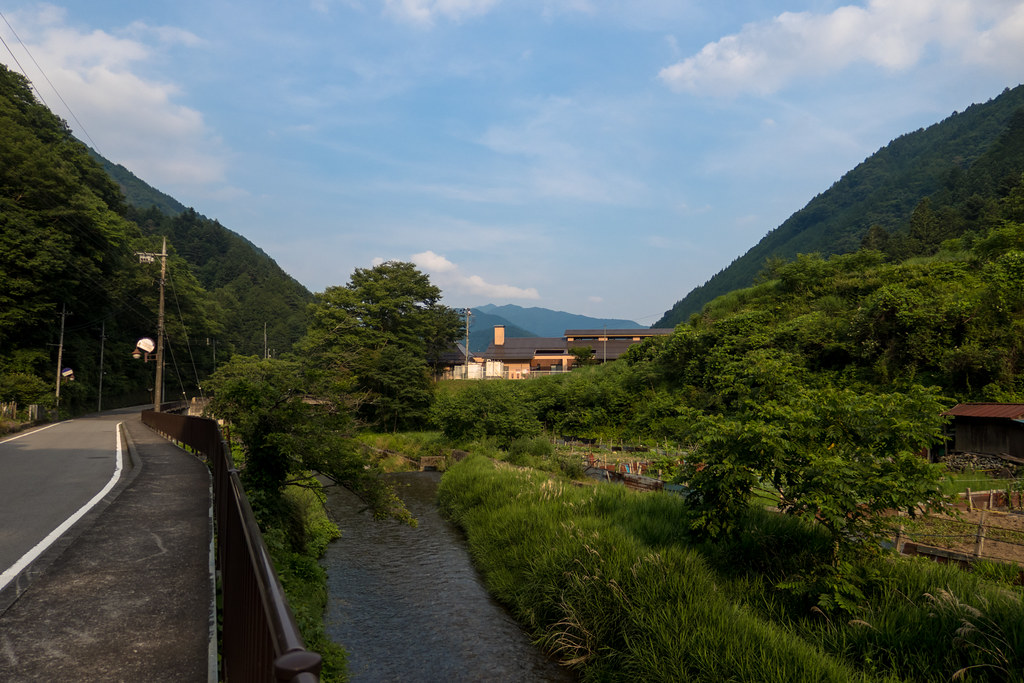 Touring with G3X - Okutama - Kofu