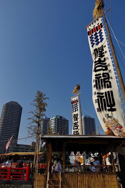 Tsukuda-Sumiyoshi Shrine Festival 2015 45