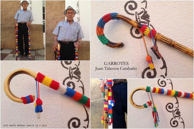 GARROTES de Juan Talavera Carabaño