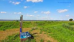 Grondwatermeter Eempolder, Bunschoten-Spakenburg, Netherlands - 3564