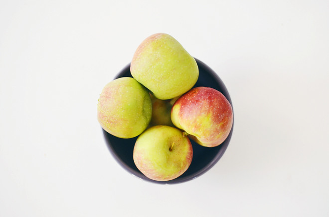 fig and apples