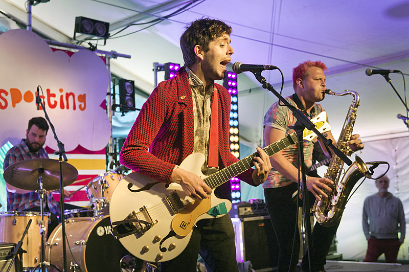 Ezra Furman and The Boyfriends