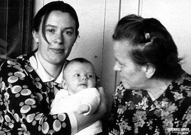 苏联名人家庭照片03