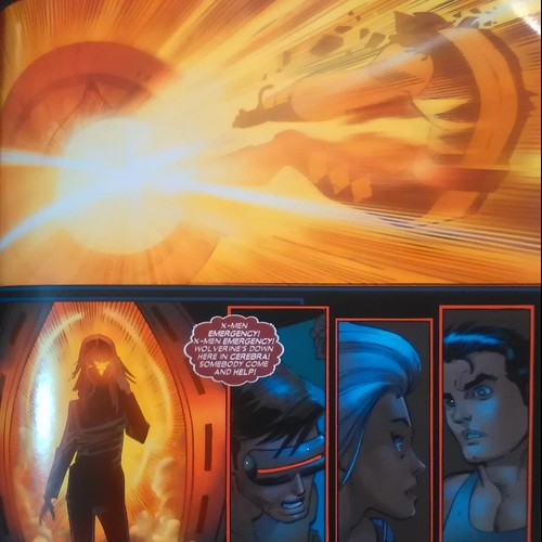 Wolverine vs Rachel, 2 #wolverine #rachelgrey #phoenix #enemyofthestate #markmillar #johnromitajr