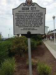 Maryland Historical Trust Marker