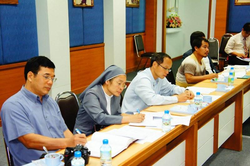 ประชุมเตรียมงานชุมนุมเยาวชนคาทอลิกระดับชาติครั้งที่ 32