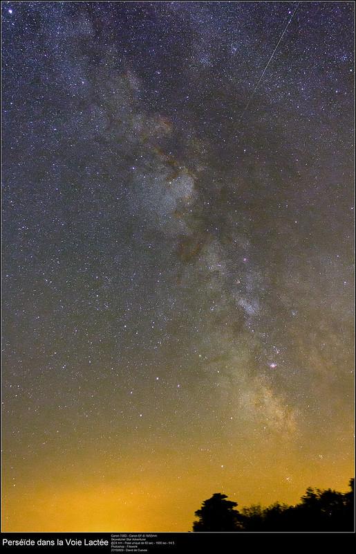 20150809_Perséïde dans la Voie Lactée2