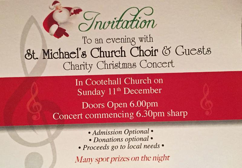 St. Michael's Church Choir & Guests
