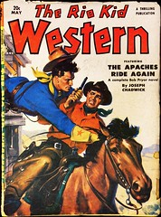 The Rio Kid Western Vol. 22, No. 2 (May, 1951). Cover Art is Uncredited