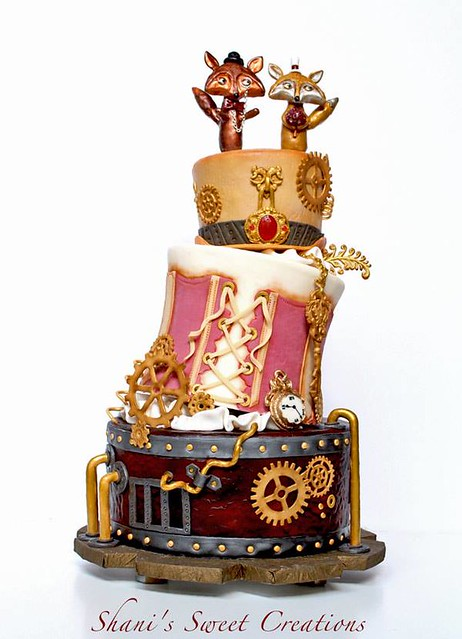 Cake by Shani's Sweet Creations