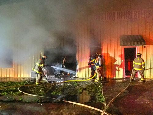 Garden City Fiery Car Crash Takes Life Of David Rouse