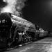 N&W 611 J Class by bjoneill74