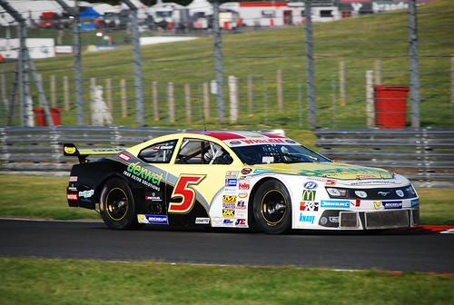 Florian Renauer, Nascar Whelen Euro Series, American SpeedFest III, Brands Hatch 2015