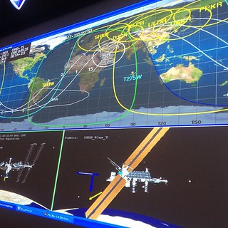 ISS control room - so cool!!