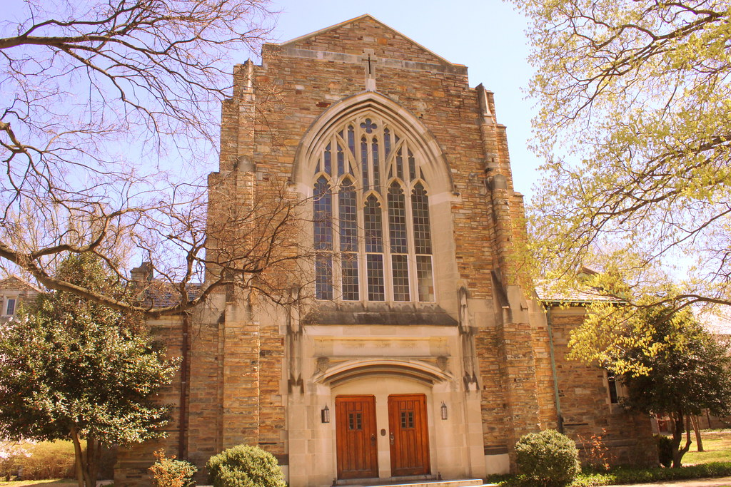 Wightman Chapel - Scarritt College