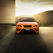 Ford Focus ST MK2 electric orange by phP!cs